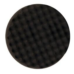 3M 05738 Polishing Pad, Waffle Face, 8In, Foam, PK6