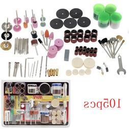105Pcs Mini Electric Drill Grinder Rotary Tool Grinding Poli