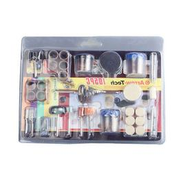 105Pcs/Set Mini Drill Kit Rotary Power Tools Polishing Cutti