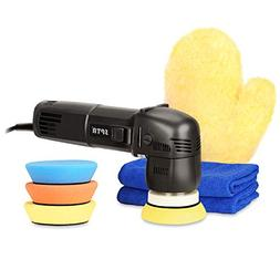 SPTA 3 Inch 10mm/700W 6 Variable Speed Orbital Polisher DA C