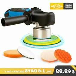 "110V 680W 6"" Car Polisher Buffer Sander Variable 6 Speed Pol"