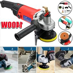 1400W Variable Speed Wet Polisher Grinder Polishing for Conc