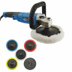 180mm Machine Polisher 1200W Electric Variable Speed Rotary