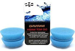 Rupes 2'' Blue Coarse Foam Pad