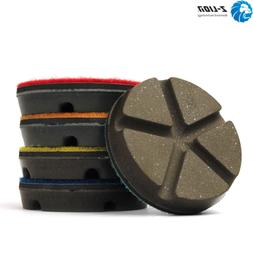 3'' Ceramic Diamond Floor Polishing Pads Concrete Floor Grin