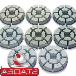 "Stadea 3"" Diamond Floor Polishing Pads For Concrete Marble S"