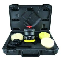 "Astro Pneumatic Tool 331 ONYX 3"" 2500 rpm Geared Palm Polish"
