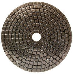 "4"" Alpha Ceramica Resin Diamond Polishing Pad/Disc 2000 Grit"