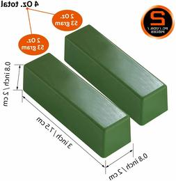 4 oz green buffing compound leather strop