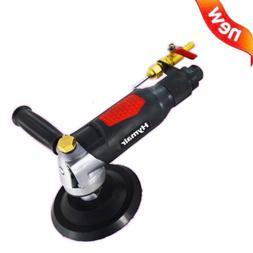 "5"" Professional Air Wet Sander Water-injection Pneumatic Wat"