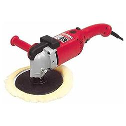 "New Milwaukee 5455 Electric 7 Or 9"" Polisher 11 Amp 1750 Rpm"