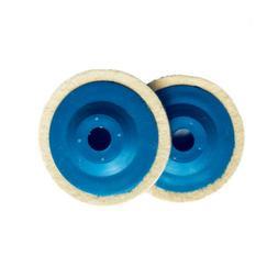 5Pc Wool Wheel High Quality Polishing Wheel Mirror Polishing