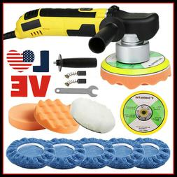 "6"" 680W Dual Action Car Polisher Buffer Sander Waxer Polishi"