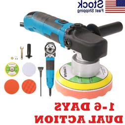 "6"" 680W Power Dual Action Car Polisher Variable 6 Speed Car"