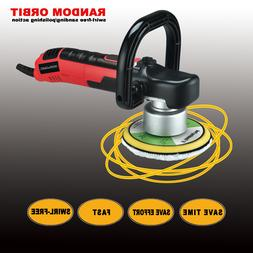 "6""  6A Variable Speed  Random Orbital Electric Polisher Sand"