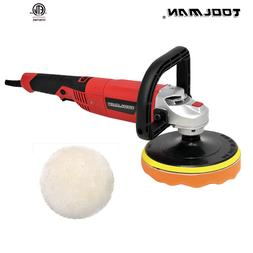 "7"" 10A  7 Variable Speed 3500 RPM Electric Polisher Buffer S"