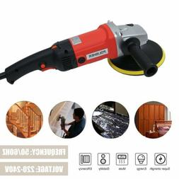 "7"" 1400W Car Van Electric Polisher Buffer Sander Polishing M"