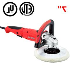"7""Electric 6 Variable Speed Car Polisher Polishing Machine B"
