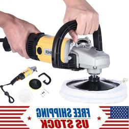 7'' Electric Car Polisher Machine Buffer Waxer Sander Handhe