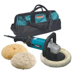 Makita 7 Electronic Polisher-Sander - 110 V AC - 10 A - AC S