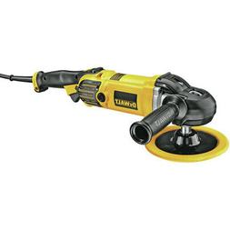 DEWALT 7 in. / 9 in. Variable Speed Polisher with Soft Start
