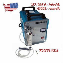 75L Oxygen Hydrogen HHO Gas Flame Generator Torch Acrylic Po