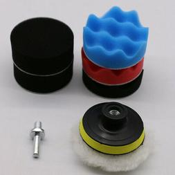 7pcs set 3 inch for car buffing