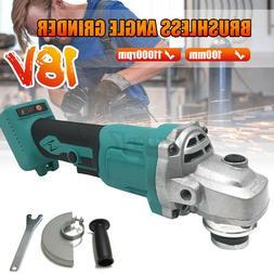 850W 18V Brushless Angle Grinder Multifunction Polisher For