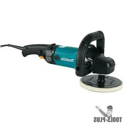 "Makita 9237C 7"" Premium Variable Electric Polisher And Sande"