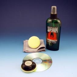 Sleeve City Phoenix CD/DVD Cleaning Kit 4 oz.