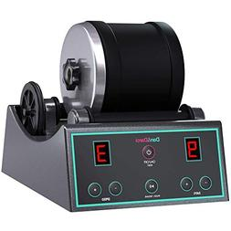 Advanced Professional Rock Tumbler Kit - with Digital 9-day