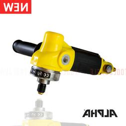 Alpha AIR-630 NEW Ultimate Pneumatic Polisher  Granite Concr