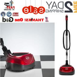 All-In-One Floor Cleaner Scrubber and Polisher Red Finish 23