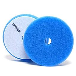 "Rupes Blue Coarse Foam Pad 6""  - 2 Pack"
