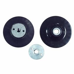 "Superior Pads and Abrasives BP70 7"" Angle Grinder Backing Pa"
