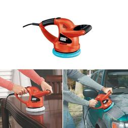 Orbital Car Polisher Machine Buffer Waxer Random Electric Au