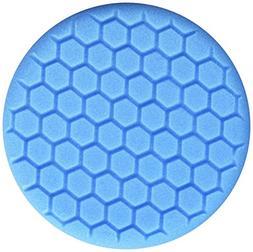 "Chemical Guys BUFX_105HEX6 Blue 6.5"" Light Polishing/Finishi"