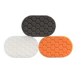 Chemical Guys BUFX_204 Hex-Logic Hand Applicator Pad Kit