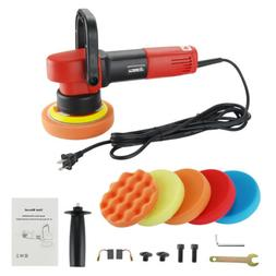 Car Polisher Sander Buffer DA Dual Action Orbital Random Pol