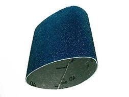 CS Unitec 42080 PTX Zirconium Grinding Belt Sleeve, 80 Grit,