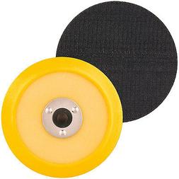 "5"" DA Polisher & Sander Pad - Hook & Loop Face - Random Orbi"