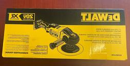 DeWalt DCM849B 7 Inch Cordless 20V Brushless Rotary Polisher