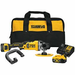 "DeWalt DCM849P2 20V MAX XR 7"" Cordless Variable Speed Rotary"