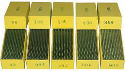 diamond hand polishing pads for concrete polishing - Pads Se