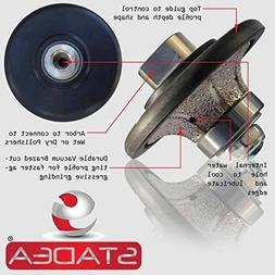 diamond hand profiler wheel bits - 9/16 inch Profile Router