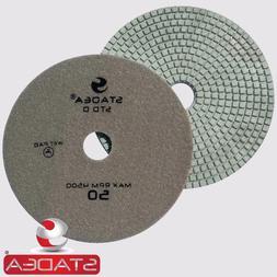 Stadea Diamond Polishing Pads 7 Inch For Marble Concrete Sto