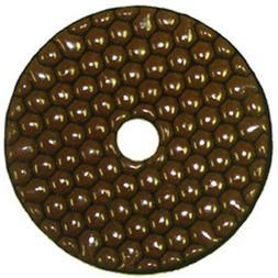 Slayer 4 Inch Dry Premium Diamond Polishing Pad - 50 Grit