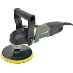 Dry Variable Speed Power Polisher/Grinder with Backer Pad  -