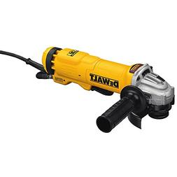 DEWALT DWE4222N Small Angle Paddle Switch Grinder with Brake