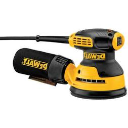 DeWALT DWE6420 3 Amp 5-Inch 12,000 OPM Short Height Random O